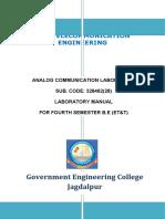 5.Analog Communication
