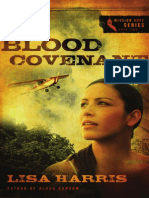 Blood Covenant by Lisa Harris, Excerpt