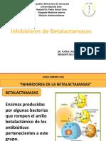 Inhibidores de La Betalactamasa Yuraly