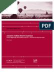 ASEAN's Human Rights Agenda