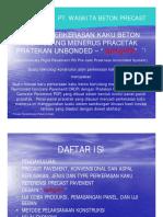 201608-CPD Ahli Pracetak Prategang-15-04-Sistem Perkerasan Kaku Beton Bertulang Menerus Pracetak Pratekan Unbonded