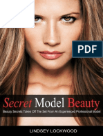 Secret Model Beauty the Best Makeup Skin Care Hair Fitness and Diet Tips Taken Off the Set by a 1.en.fr