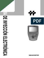 Manual de Inyección Electrónica Daelim