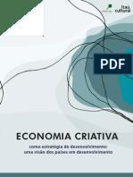 Economia criativa Itau cultural
