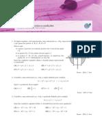 Geometria 4 - Conjuntos de Pontos e Condições - 10.º ano