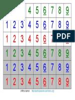 Damier de La Multiplication