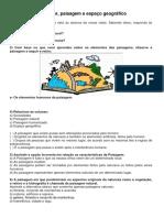 Exercícios Sobre Luga, Paisagem - 1º Ano.doc