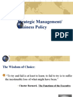 Business Policy for Feb. 16 2020