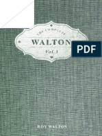 The Complete Walton Vol.3 by Roy Walton