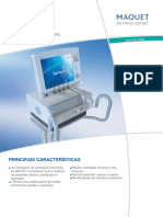 Catalogo - Ventilador Pulmonar Servo-s