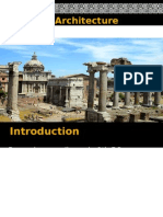 Roman Architecture july 2010