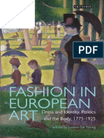 (Dress Cultures) Justine de Young - Fashion in European Art_ Dress and Identity, Politics and the Body, 1775-1925-I.B.tauris & Co. (2017)