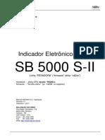 SB5000-SII  Manual de Operação  SII-n _r13_