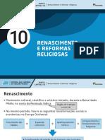 70565795910 - Renascimento e Reformas Religiosas