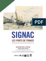Signac les ports de France