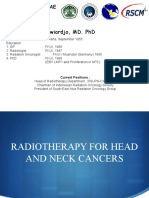 Radiotherapy Head n Neck-ppt