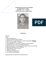 Muslim Politics in Secular India by Hami