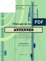 Plyco Cours Antennes