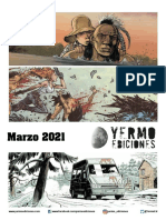 Novedades Yermo Marzo 2021
