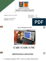 IEMPMI - CAD;CAM;CNC   PRESENTACIÓN 1