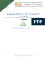 INFORME TÉCNICO DE FUMIGACION INTEGRAL- COSAPI-8-03-2020