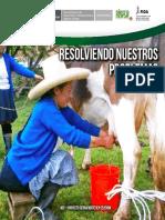 MINAGRI-AGRORURAL-Sierra Norte-FIDA. Resolviendo Nuestros Problemas. Sistematización de una experiencia