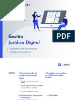 Gestão Legal Digital Com Webdox