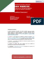 Auditoria Financiera Semana 9A FCC UNMSM