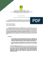Comunicado 002 - SISTEMA DE DISPUTA CAXaR 2021