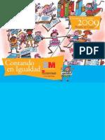 CUENTOS PARA LA IGUALDAD 2009