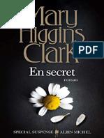 En secret - Mary Higgins Clark_by M