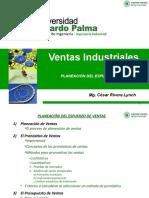 Ventas Industriales 3 Planeación del esfuerzo de ventas