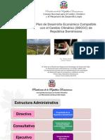 Desarrollo Economico Compatible con el Desarrollo del Cambio Climatico de RD