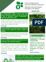BIO  Oficina contra el cambio clímatico de Bilbao 28 Febrero