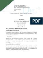 Analisis Articulos 225 Al 236 Codigo de Comercio