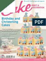 Cake craft & decorating 2013'05