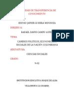 Actividad de Catedra de La Paz