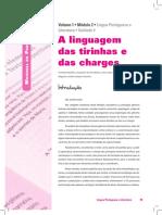 Português. A Linguagem das Tirinhas