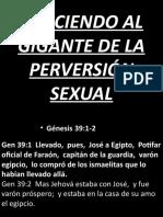 VENCIENDO AL GIGANTE SEXUAL