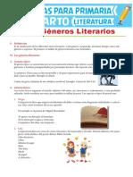 Los-Géneros-Literarios-para-Cuarto-Grado-de-Primaria