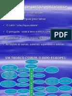 1-História e Evolução Da Língua Portuguesa