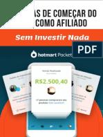 Hotmart 4 Formas de Ganhar Dinheiro Como Afiliado Sem Investir