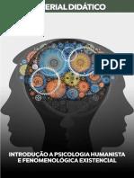 Introdução a Psicologia Hombrista e Fenomenológica Existencial