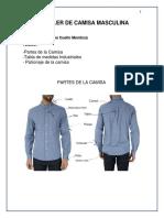Guia-taller de Camisa Masculina 2