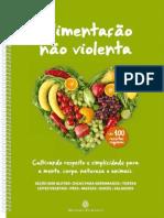 Alimentação não violenta - Maria Eliza Lopes Silva