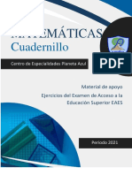 Módulo 1.1 Matemática
