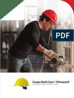 Honeywell North Zone Hard Hat - Brochure - FR-CA