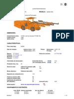 1C18 - SANDVIK JUMBO DD320-40C (2010)