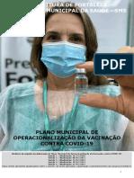 PLANO MUNICIPAL DE VACINAÇÃO CONTRA COVID 19