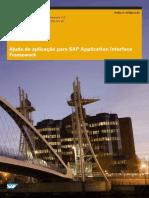 SAP Application Interface Framework 40 PT
